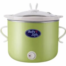 BABY SAFE BABY SLOW COOKER 0,8L WITH ON/OFF BUTTON [LB008]