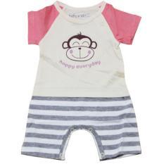 Baby Scots Baju Bayi Ad 087 Pink 0 3 Bulan Daftar Harga .
