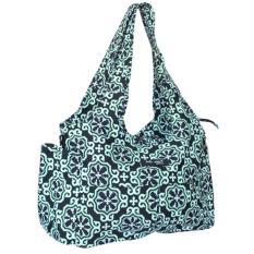 Baby Scots Platinum - Mommy Bag 29 - Flower