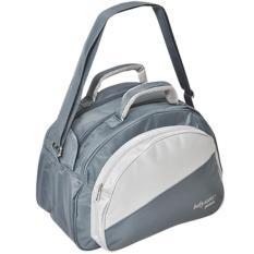 Baby Scots Platinum - Mommy Bag  32 - Abu-Abu
