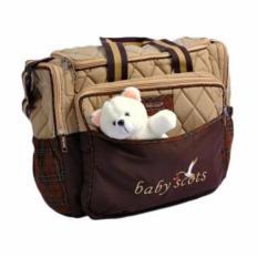 Baby scots tas bayi besar boneka