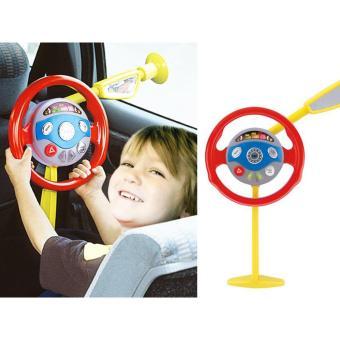 Baby Talk - Back Seat Driver - Mainan Setir Setiran Mainan BestSeller Mainan Edukasi Anak Mainan Pengasah Anak Mainan Setir UntukAnak