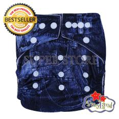 Velcrow Cloth Diapers Polos Royal Blue. Source · Kelebihan Pokado Popok Kain .