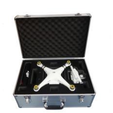 Bag Aluminum Trolli Koper untuk Drone DJI Phantom 3