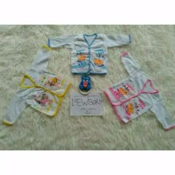 baju bayi (newborn) lengan pajang