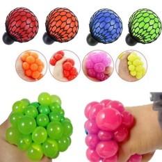 Ball Squishy Squeeze Anti Stress Ninja Splat Toy Yoyo Anggur Hand Mainan Remas Anti Stress