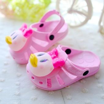 Jual Sepatu Sandal Bayi Perempuan Terbaru Source · Baobao kartun lembut bawah anak anak kecil di sandal mandi sandal dan sandal