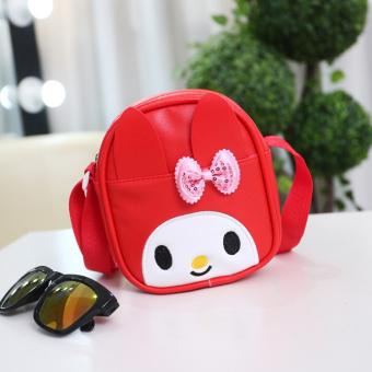 Baobao lucu anak-anak kelinci permen tas tas tas