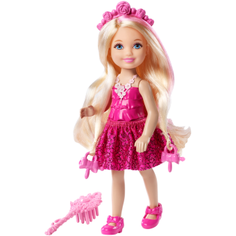 Barbie(R) Endless Hair Kingdom(TM) Chelsea - Blonde Hair