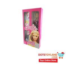 Barbie Everyday Fashion Combo w/ Pink Dress Doll