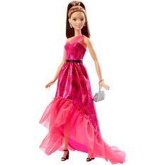 Barbie® Pink & Fabulous™ Doll- Brunette