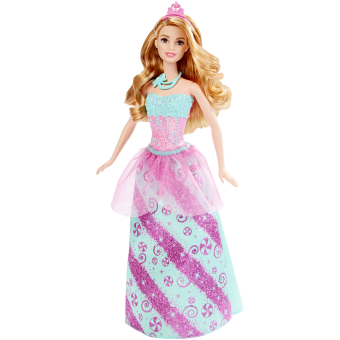 Barbie(R) Princess Candy Doll
