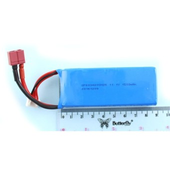 Baterai RC Boat FT012 lipo battery 3s 11.1V 1500mAH - 2