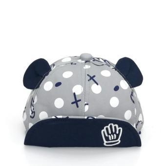 Amart Disesuaikan Topi Cowboy Anak Topi Baseball Biru Daftar Harga Source · Beruang yang baru lahir bayi perempuan anak cantik Fashion topi Baseball ...