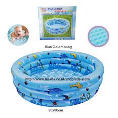 Bestway Kolam Renang Anak Crystal Pool 90x30cm