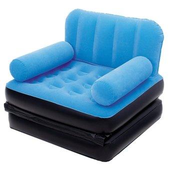 Bestway Sofa Bed 2 in 1 Single - Sofa Multifungsi - 67277 - Cool Blue