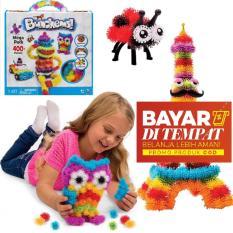 BISA BAYAR DI TEMPAT Educational Children Toy Magic Ball 400 pcs Mainan Edukasi Anak