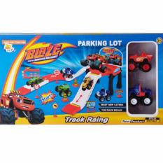 BLAZE MONSTER MACHINES PARKING LOT 0539 - KADO MAINAN ANAK