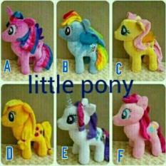 Boneka My Little Pony Ponny Kuda Poni Size M