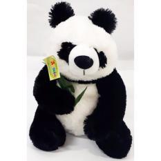 Boneka Panda Daun size L