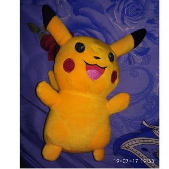 Boneka Pokemon - Mainan Pikachu - Doll/ Toy/ Toys