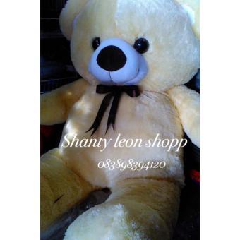 Boneka Teddy Bear Sedang ukuran 1 meter