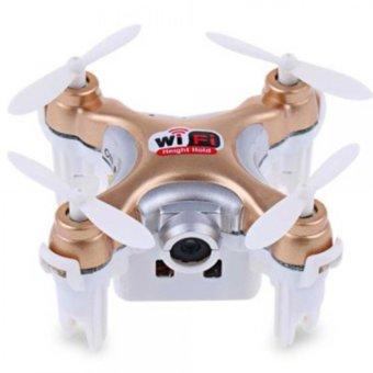 Cherson CX-10WD-TX with Remote Control WIFI FPV With 0.3MP Camera Altitude Hold MINI Drone