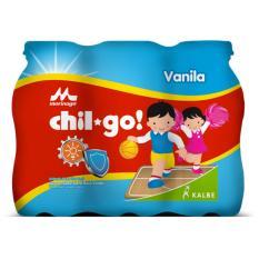 CHIL GO 1 KARTON ISI 36 BOTOL RASA VANILA