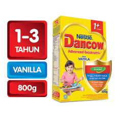 DANCOW ADVANCED EXCELNUTRI 1+ Vanila Box 800g
