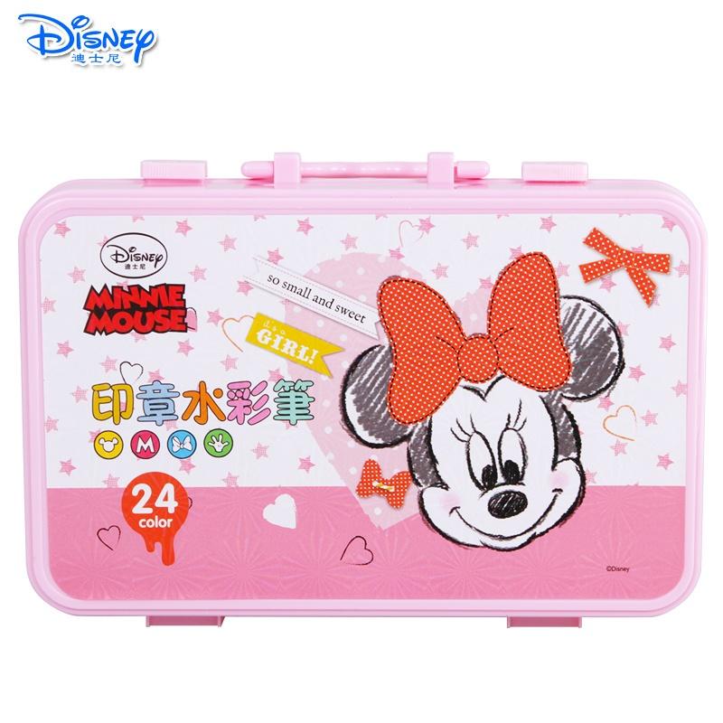 Disney D01214 Warna Anak-anak Sabuk Segel Cat Air Pena