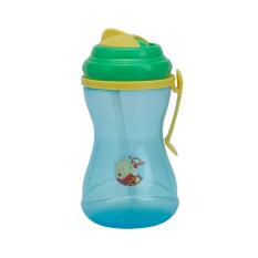 Disney Winnie the Pooh Sport Hip Zipperr With Handle Biru