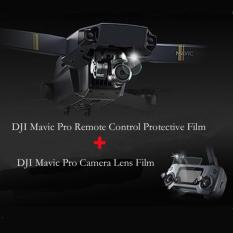 DJI MAVIC SCREEN REMOTE & CAMERA PROTECTIVE FILM HD