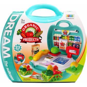 Dream the Suitcase Toy - Mainan Mainan Edukasi Anak Mainan 3D AnakMainan Motorik Anak Mainan Pengembangan Diri Anak Mainan