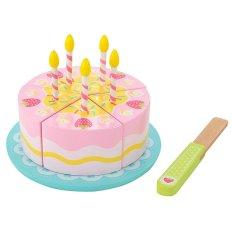 ELC Wooden Birthday Cake