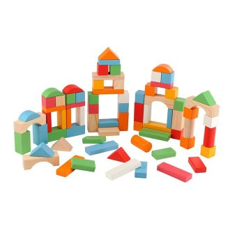 ELC Wooden Building Bricks