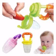 Empeng Buah Dot Buah Baby Fruit Pacifier BPA Free