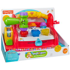 Fisher-Price® Laugh & Learn™ Learning Toolbench™