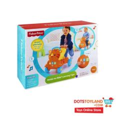 Fisher Price Stride to Ride Learning Tiger