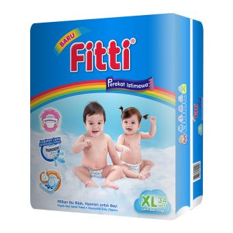 Fitti Tape Rainbow XL 34 - isi 4 - 2