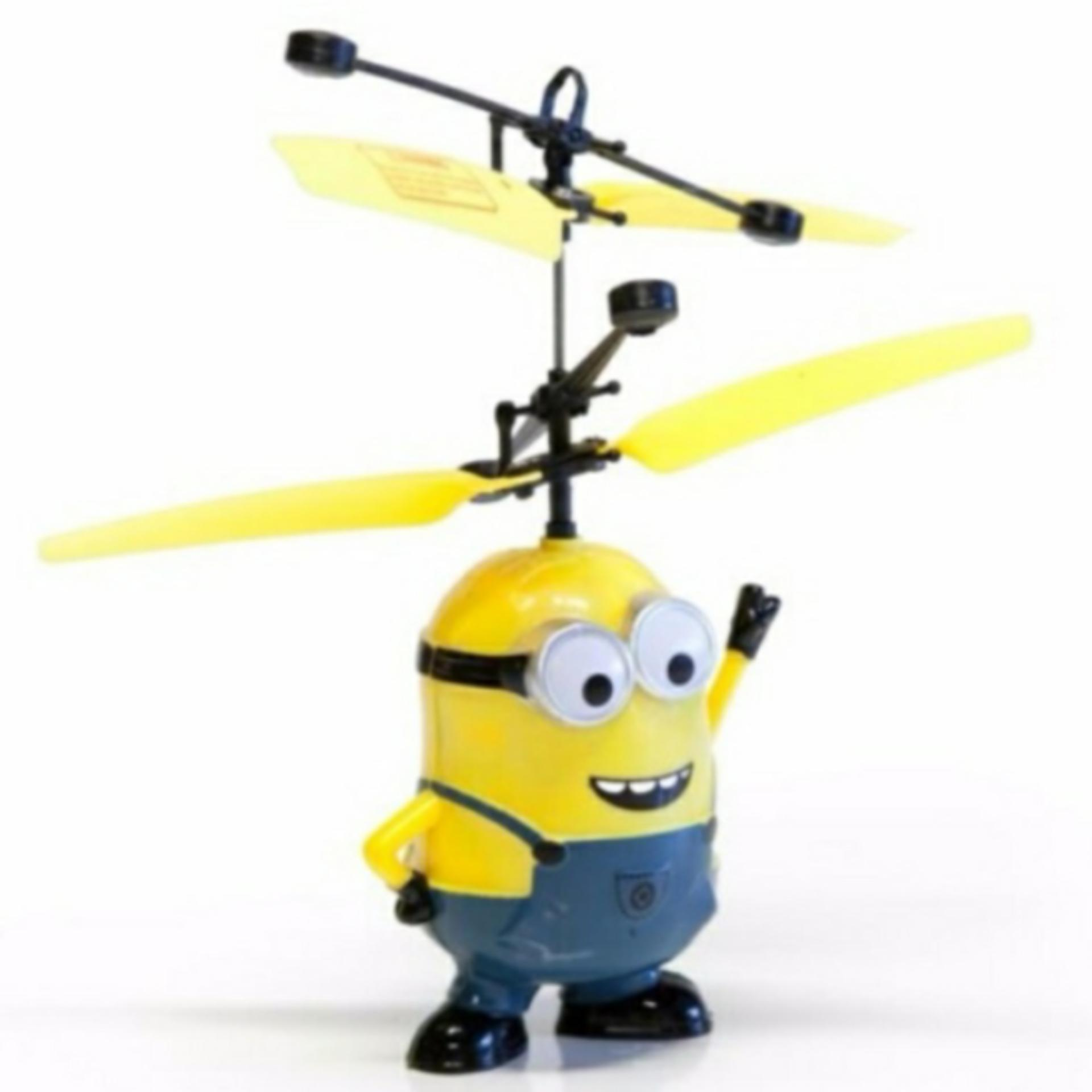 ... Flying Toy - Mainan Anak Terbang M121A Karakter MINION ...