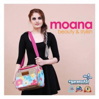 Gabag Cooler Bag Moana - Free 2 Ice Gel - 3