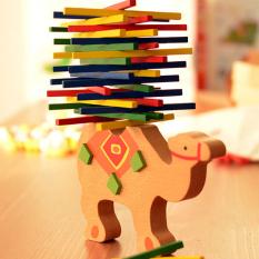 ... Gajah Unta Warna Bar Ping Heng Blok Bangunan