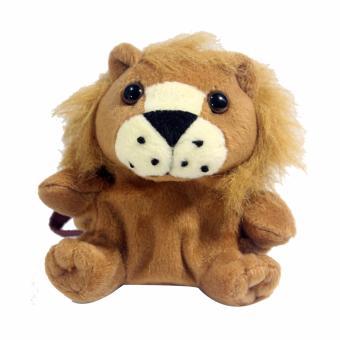 Generic - Gantungan Kunci Coin - Lion