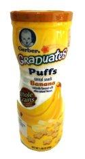Gerber Graduates Puffs Banana - Cereal Snack Bayi