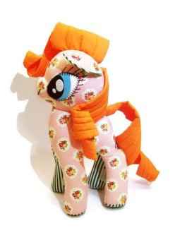 Happy Pelangi Craft Boneka Pony Pink