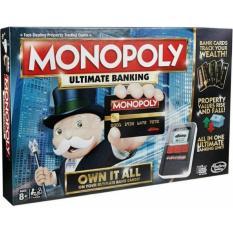 Hasbro Monopoly Ultimate Banking
