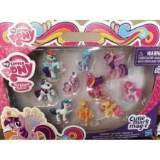 Hasbro My Little Pony Cutie Mark Magic Princess Twilight Sparkle - 5D37E9 - Original Asli