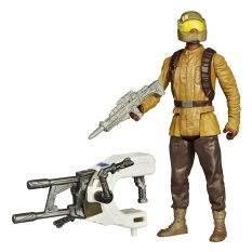 Hasbro Star Wars The Force Awakens - Space Mission Resistance Trooper - 3.75