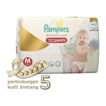 Hot Deal - PAMPERS Popok Premium Care Pants M-30