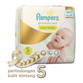 Hot Deal - PAMPERS Popok Premium Care Tape S-26